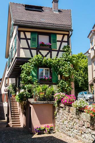 Maison à Gengenbach