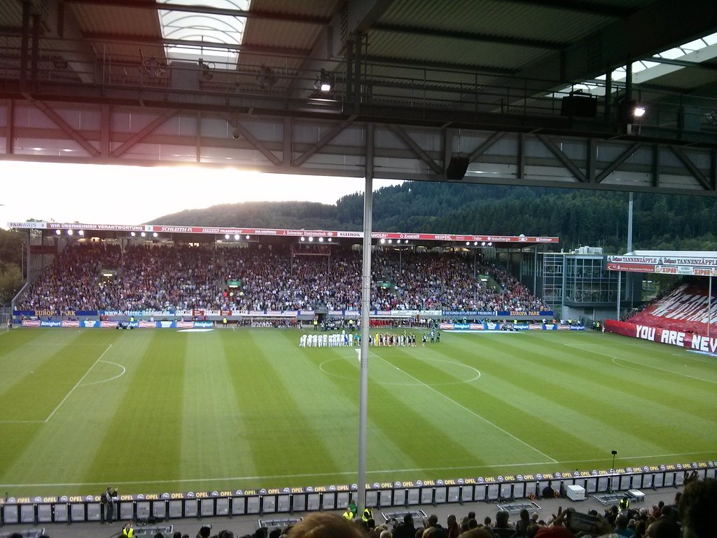 FCN: The World's Best Photos Of Fcn And Stadium