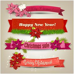 free vector Merry Christmas Flowers Design Banners & Ribbons (cgvector) Tags: amp art background banner banners bokeh bright card celebration christmas christmasbackground christmascard classic concept congratulation cover creative decoration design feliz festive flourish flowers font frame glitters glow greeting happy holiday holidays idea illustration invitation label lettering light merry merrychristmas message narodzenie natal new ornament postcard present red retro ribbons season shape sign signs text type typography vector vectors wallpaper winter wish xmas year