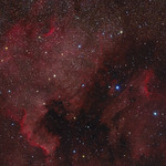 The North America and Pelican Nebulae thumbnail