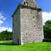 This is a fairly typical pele tower, defensive homes built all along the border during the time of the reivers.