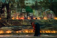 VaranasiDevDeepawali_034 (SaurabhChatterjee) Tags: deepawali devdeepawali devdiwali diwali diwaliinvaranasi saurabhchatterjee siaphotographyin varanasidiwali