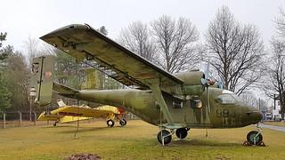 Antonov An.14A c/n 600904 East German Air Force serial 996