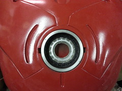 Unibeam Closeup (thorssoli) Tags: costume ironman replica armor prop flickrandroidapp:filter=none