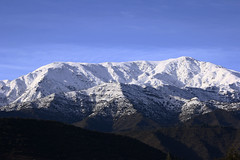 (Victoria O'Ryan) Tags: chile santiago winter mountain snow nieve montaa frio