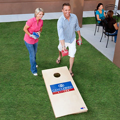 Cornhole (candlewoodsuitesarlington) Tags: pets cowboys kids arlington shopping fun hotel harbor dallas gm general flags gazebo motors business entertainment papa government leisure six rangers staples johns suites hurrican candlewood vought areospace