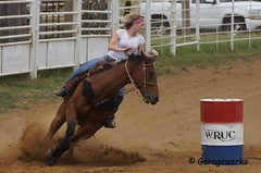 DSC01338a (Garagewerks) Tags: horse oklahoma sport race america cowboy child country barrel american rodeo cowgirl countryliving barrelracing barrelrace
