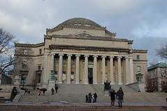The Library of Columbia University (koborin) Tags: nyc newyorkcity travel ny newyork harlem manhattan library upperwestside columbiauniversity morningsideheights uppermanhattan
