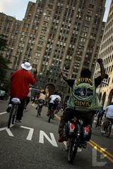 Slow Roll Detroit - Majestic Cafe (gregezzo) Tags: slow michigan detroit bicycles midtown biking roll motown