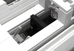 Incom T-47 Snowspeeder (7) (LegoNoitAllMocs) Tags: starwars model lego moc snowspeeder incom t47 airspeeder