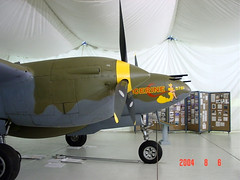 "P-38L Tangerine (16) • <a style=""font-size:0.8em;"" href=""http://www.flickr.com/photos/81723459@N04/9490156242/"" target=""_blank"">View on Flickr</a>"