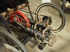 1896 Ford Quadracycle (Replica) 09 (Jack Snell - Thanks for over 26 Million Views) Tags: california ca wallpaper classic ford wall museum vintage paper antique flash automotive historic replica oldtimer sacramento veteran flair towe 1896 quadracycle jacksnell707 jacksnell