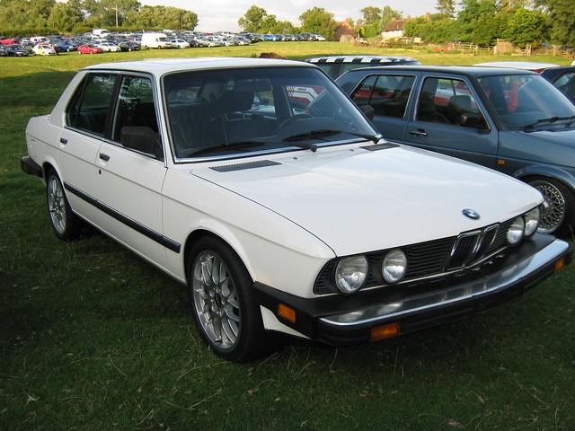 1987 bmw 535 3500cc d798ych