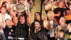 The Shield (Mrs. Dean Ambrose) Tags: wwe sethrollins deanambrose romanreigns theshieldwwe