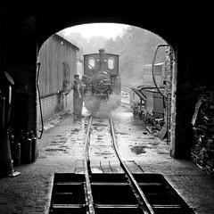 End of the day 2, Talyllyn Railway, Tywyn, Gwynedd (babs pix) Tags: talyllynrailway pendreshed no6douglastalyllynrailway pendreshedtalyllynrailway tywyngwynedd