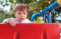 Week 33/52 (D-Focused) Tags: baby playground toddler child bokeh 52 52weeks 35mmf18 nikond90 52weeksofphotography