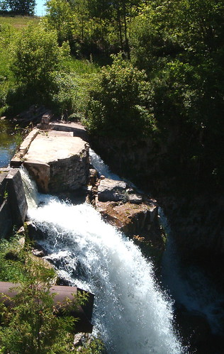 Waterfall at Walters Falls