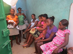 Nutritional supplementation for pregnant mothers in Haiti, a pilot program at Meds and Food for Kids