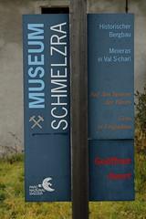 Bergbau- und Bärenmuseum des Nationalparks in S-charl im Val S-charl im Unterengadin - Engadin im Kanton Graubünden - Grischun in der Schweiz (chrchr_75) Tags: chriguhurnibluemailch christoph hurni schweiz suisse switzerland svizzera suissa swiss chrchr chrchr75 chrigu chriguhurni 2013 bahn eisenbahn train treno zug 1310 oktober hurni131001 kantongraubünden graubünden grischun albumgraubünden albumzzzz131001ausflugsamnaunscharl albumbahnenderschweiz juna zoug trainen tog tren поезд lokomotive паровоз locomotora lok lokomotiv locomotief locomotiva locomotive railway rautatie chemin de fer ferrovia 鉄道 spoorweg железнодорожный centralstation ferroviaria