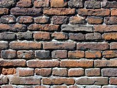 Brick Wall (DougBittinger) Tags:
