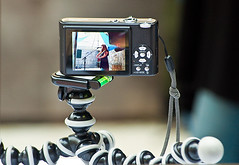 Gorillapod tastic (The Image Den) Tags: livemusic recording selfie mitc videoing gorillapod freeevent