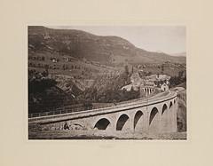 Viaduc de Verriers (SMU Central University Libraries) Tags: france bridges auvergne cantal railroadbridges saintjacquesdesblats