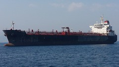 Duke I (ST33VO) Tags: sea marine ship commerce floating vessel maritime float shipping tanker afloat vision:mountain=0609 vision:outdoor=099 vision:sky=0813 vision:ocean=0548 vision:clouds=0555
