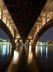 Jefferson Street Bridge (skudrow) Tags: bridge rock river illinois jefferson rockford swenson skudrow