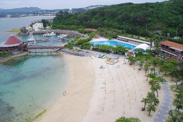 沖縄本島ルネッサンスリゾートオキナワにて|ルネッサンスリゾートオキナワ