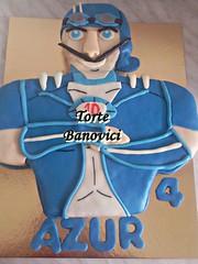 sportakus torta (Torte Amela) Tags: cake graduation sportacus sportakus siploma