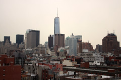 freedomtower (LivSlaughter) Tags: nyc warm worldtradecenter newmuseum freedomtower thenewmuseum