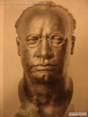 Edmondo Prati Arnaldo Mussolini Bronzo 1937