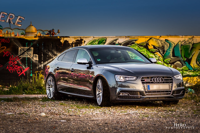 audi a5 sportback 2013 daytonagrey modell2012 s5modification