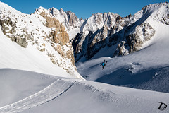 Sam Favret - Chamonix  Damien Deschamps (Damien DESCHAMPS) Tags: wild mountain snow ski mountains nature colors montagne fun flying high jump jumping nikon freestyle bc action awesome extreme damien powder snowboard backcountry sick chamonix mont blanc paysages montblanc d800 2014 deschamps