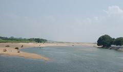 Collidam River (ashwin kumar) Tags: tamil tamilnadu nadu trichy cauvery kallanai collidam grandanicut