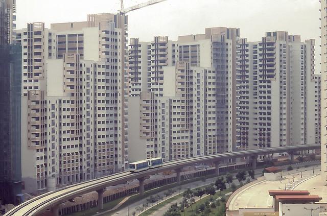 Singapore - Bukit Panjang - The Wall