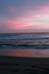 Caricias marinas (Itzel Naez) Tags: sunset sol atardecer twilight cielo puestadesol chiapas magia tapachula