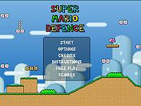 防禦超級瑪俐歐(Super Mario Defence)