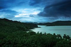 Hamilton Island - Whitsundays - Australia (tigrić) Tags: travel sunset panorama white beach nature water landscape island sand oz turquoise south hamilton australia whitsundays tropical hemisphere