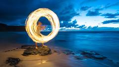 Garie Twirl - Sydney on Fire (alexkess) Tags: