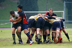 Peek a Boo (richseow) Tags: rugby jer eagles isas sasrugby 2014sas iasasrugby2014