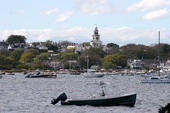 Clock Tower From Monomoy (Massachusetts Office of Travel & Tourism) Tags: ocean ma island capecod massachusetts nantucket coastal monomoy