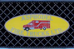 Asphodel Fire Trucks Limited logo Eganville, Ontario Canada 08052007 ©Ian A. McCord (ocrr4204) Tags: ontario canada kodak vehicle pointandshoot mccord z740 ianmccord ianamccord