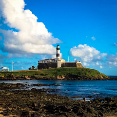 Salvador lighthouse