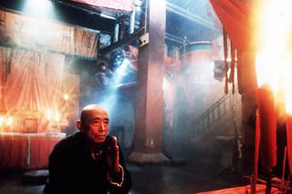 重塑中国电影的吴天明导演去世