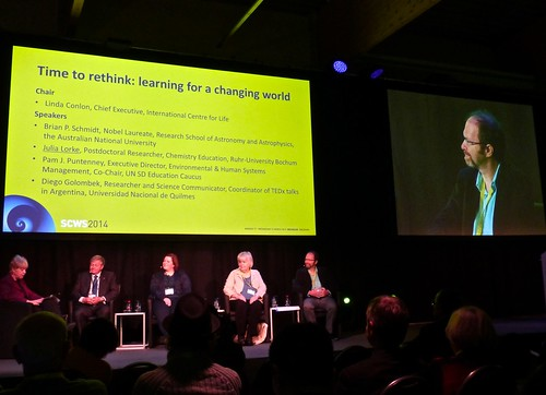 Panel on Learning for a changing world