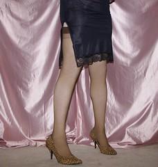 IMGP7793 (gingers.secret) Tags: sexy stockings highheels lingerie half slip garterbelt halfslip