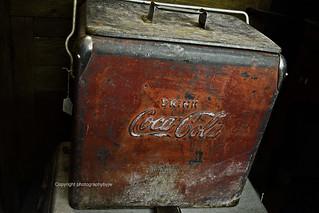 Rusty Memories of Coke