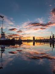 Sunrise @ Cape Town Waterfront (Cape Town) (IX) (manuela.martin) Tags: sunrise southafrica waterfront capetown südafrika vawaterfront victoriaalfredwaterfront capetownport