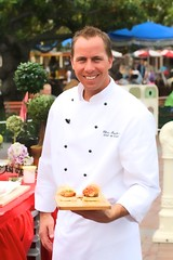 Chef Faulkner, Disneyland 2014 Summer Kickoff - Food